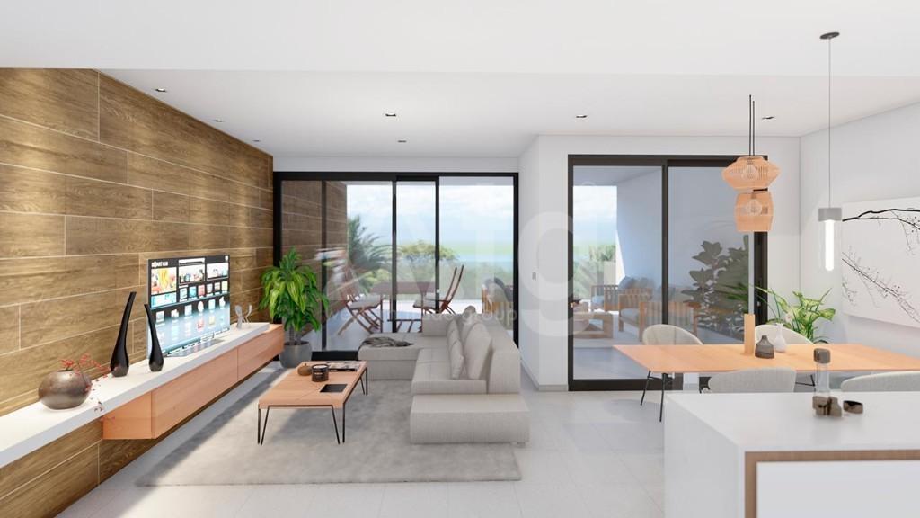 3 bedroom Apartment in El Campello - AS8210 - 2
