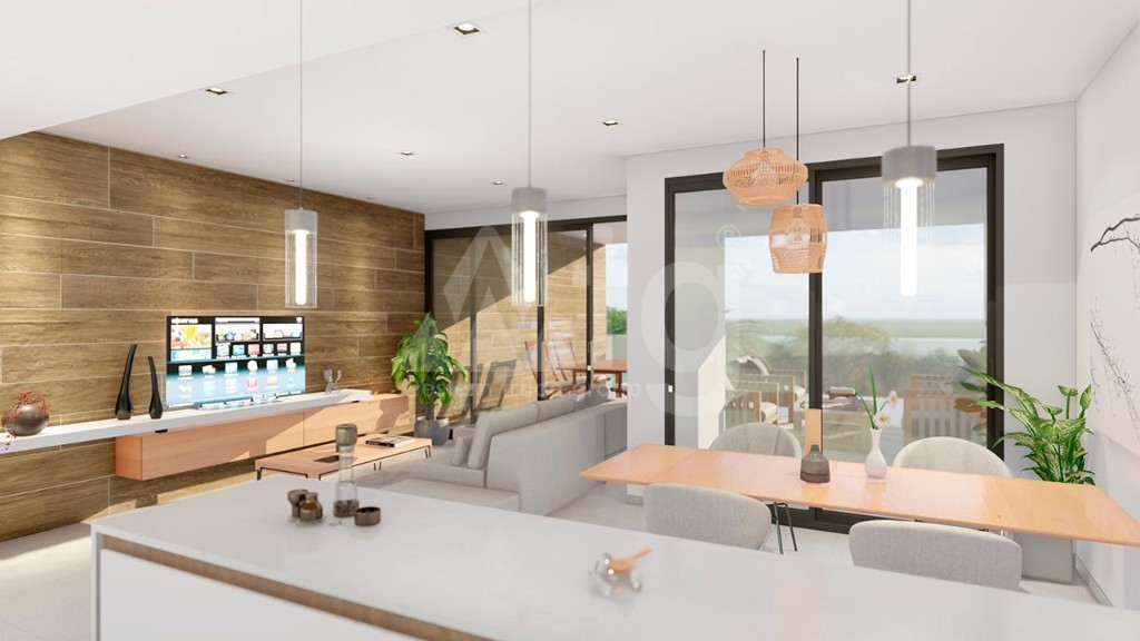 3 bedroom Apartment in El Campello - AS8210 - 4