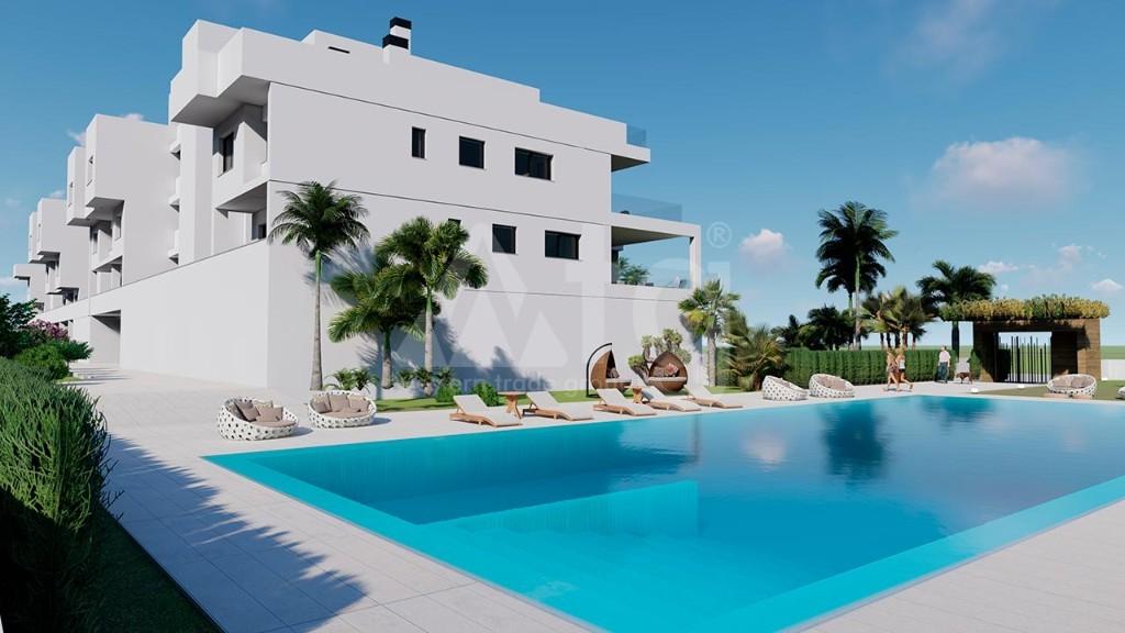3 bedroom Apartment in El Campello - AS8210 - 8