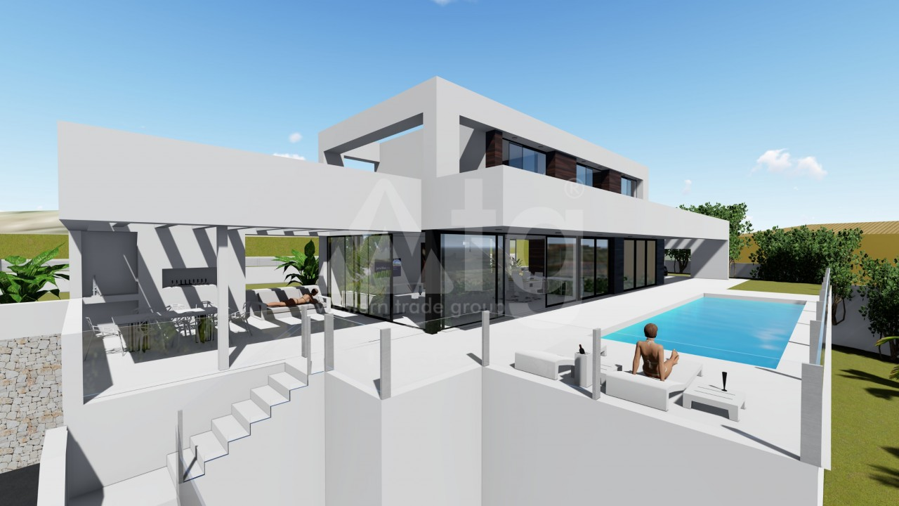 2 bedroom Penthouse in El Campello - MIS117413 - 1