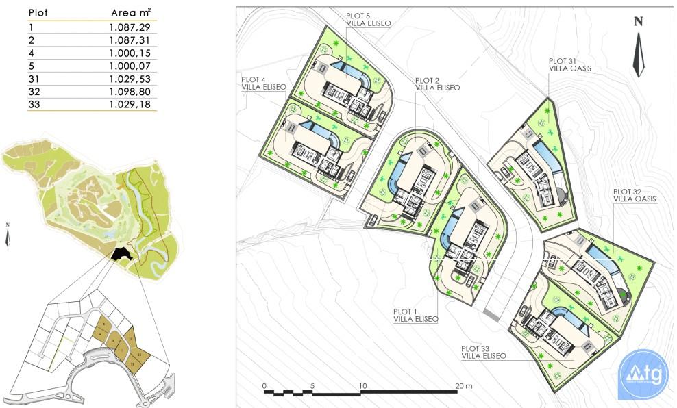 4 bedroom Apartment in Elche - US6900 - 13