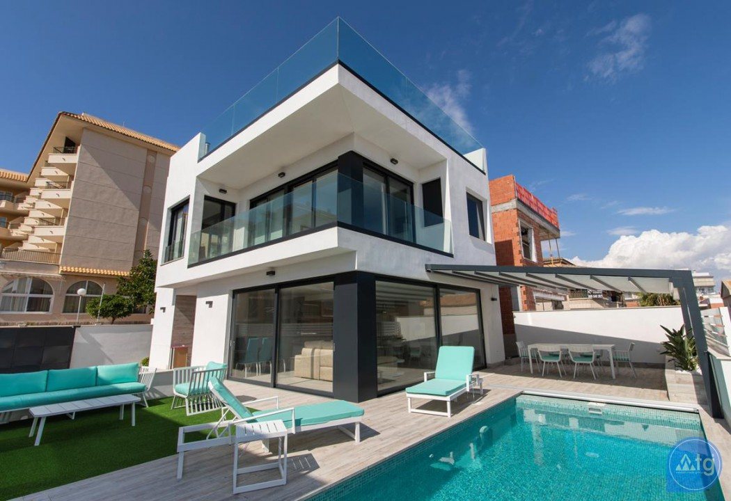 2 bedroom Apartment in San Miguel de Salinas  - SM6197 - 1