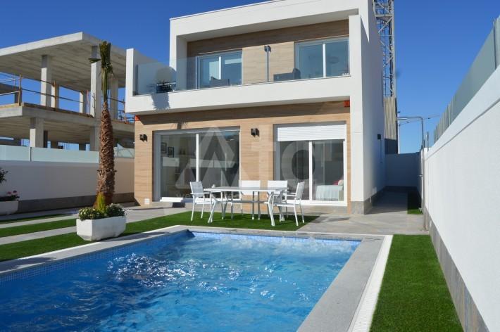 3 bedroom Apartment in Torrevieja - PT8383 - 1