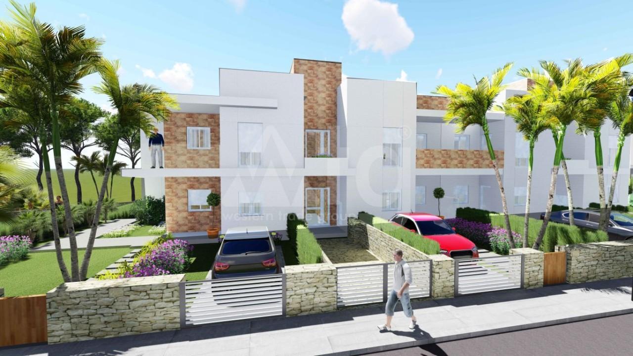 3 bedroom Penthouse in Villajoyosa - QUA8640 - 1