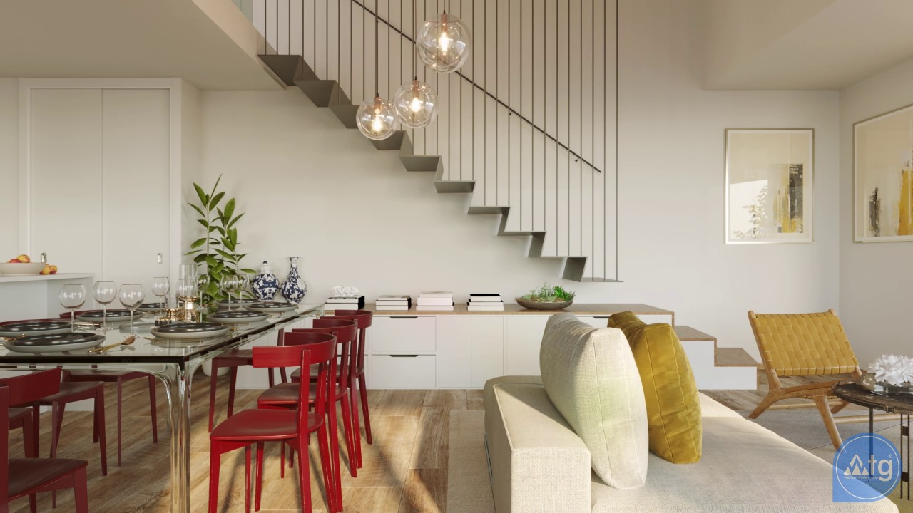 3 bedroom Penthouse in Villajoyosa - QUA8640 - 10