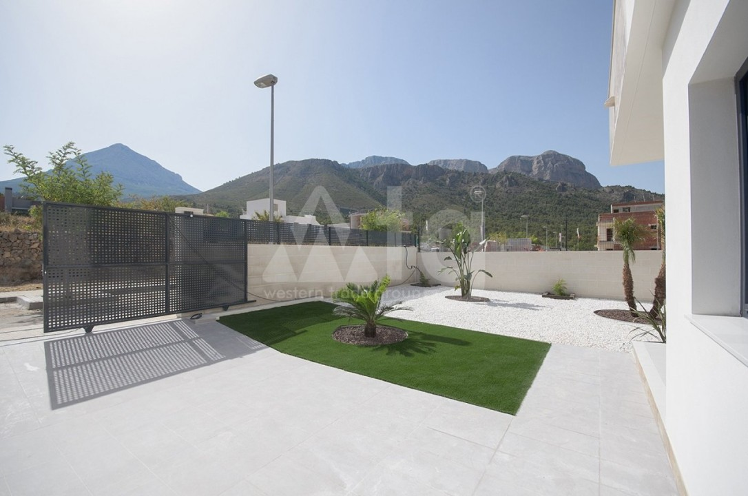 3 bedroom Penthouse in Villajoyosa - QUA8640 - 19