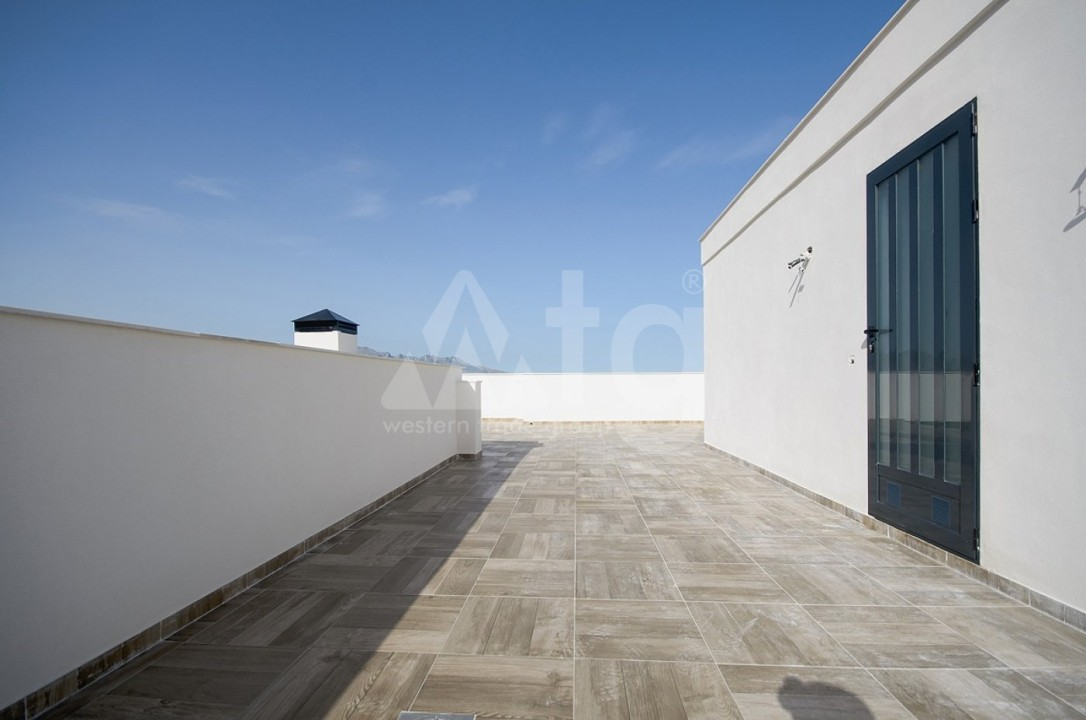 3 bedroom Penthouse in Villajoyosa - QUA8640 - 24
