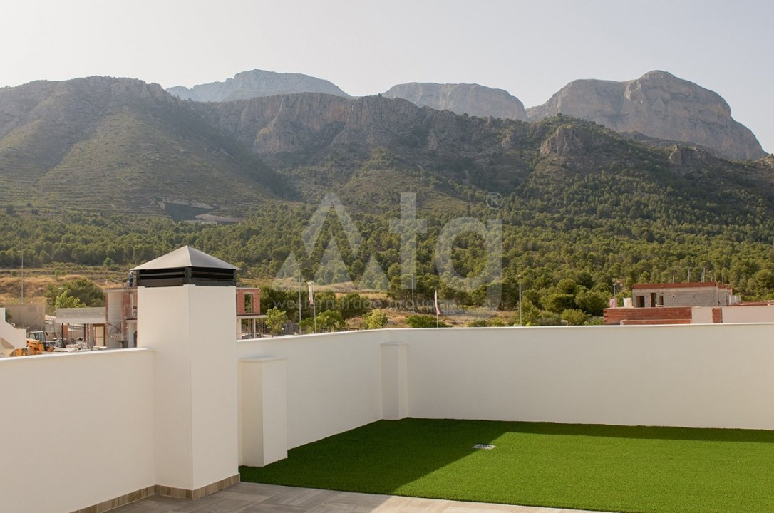3 bedroom Penthouse in Villajoyosa - QUA8640 - 25