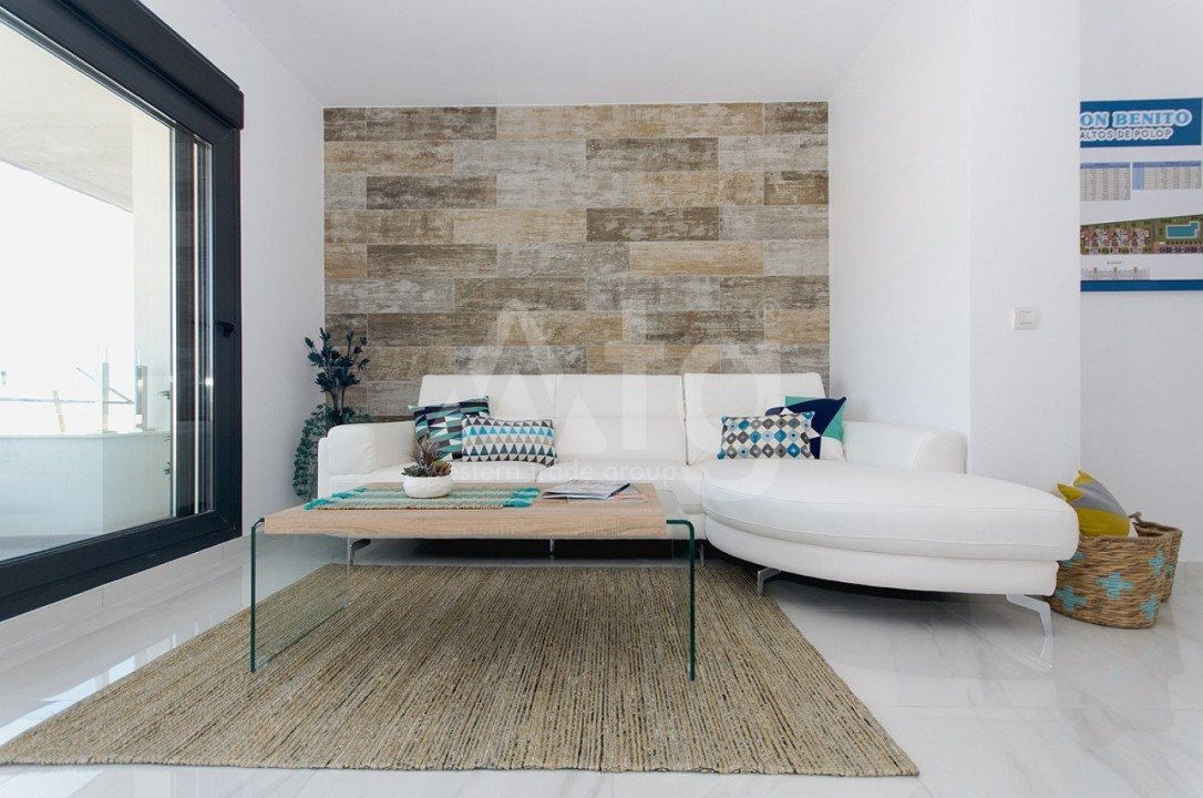 3 bedroom Penthouse in Villajoyosa - QUA8640 - 8