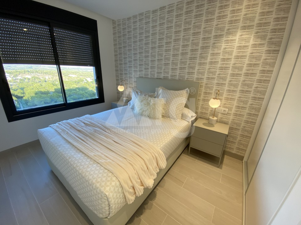 3 bedroom Apartment in Villajoyosa  - W5744 - 11