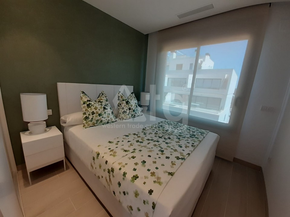 3 bedroom Apartment in Villajoyosa  - W5744 - 12