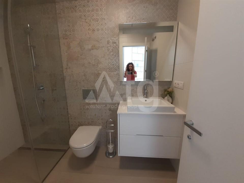 3 bedroom Apartment in Villajoyosa  - W5744 - 14