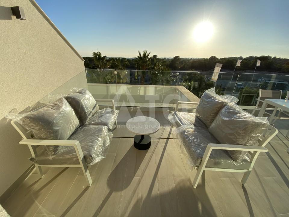 3 bedroom Apartment in Villajoyosa  - W5744 - 16