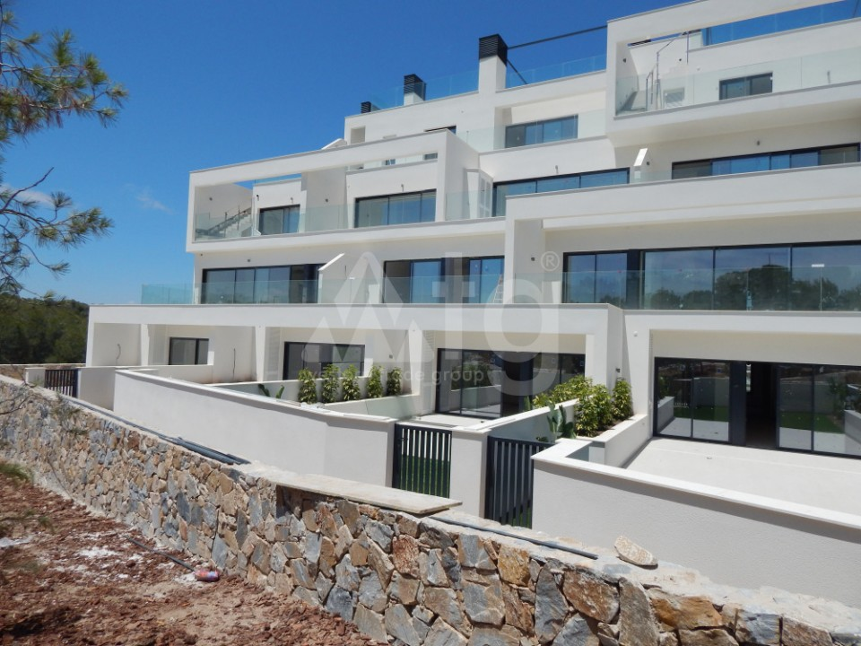 3 bedroom Apartment in Villajoyosa  - W5744 - 2