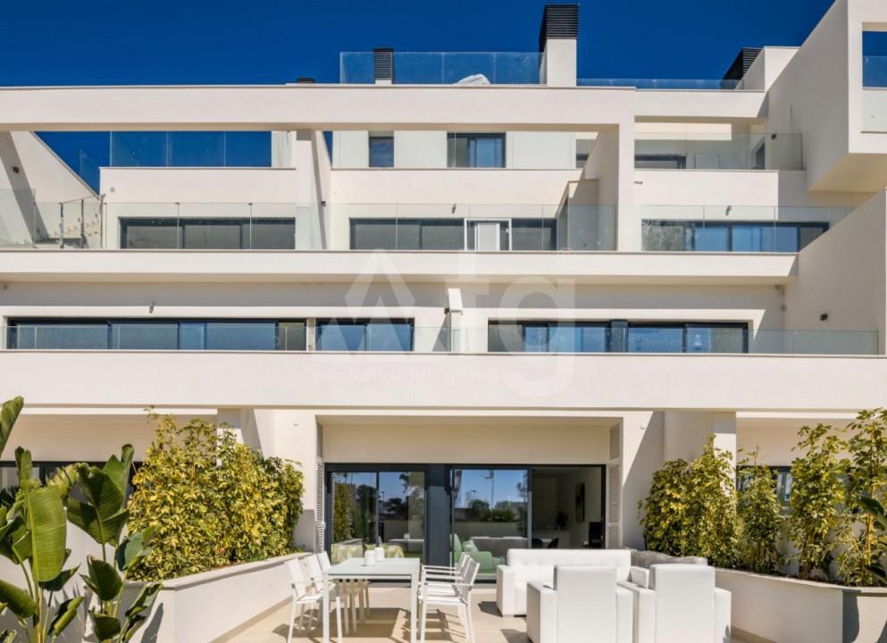 3 bedroom Apartment in Villajoyosa  - W5744 - 3