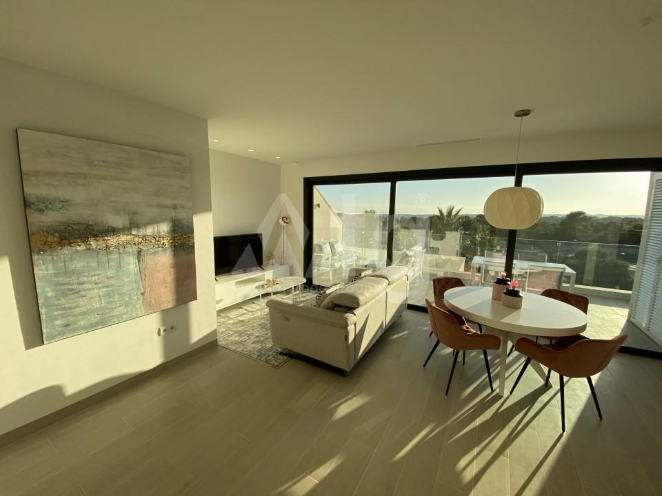 3 bedroom Apartment in Villajoyosa  - W5744 - 5