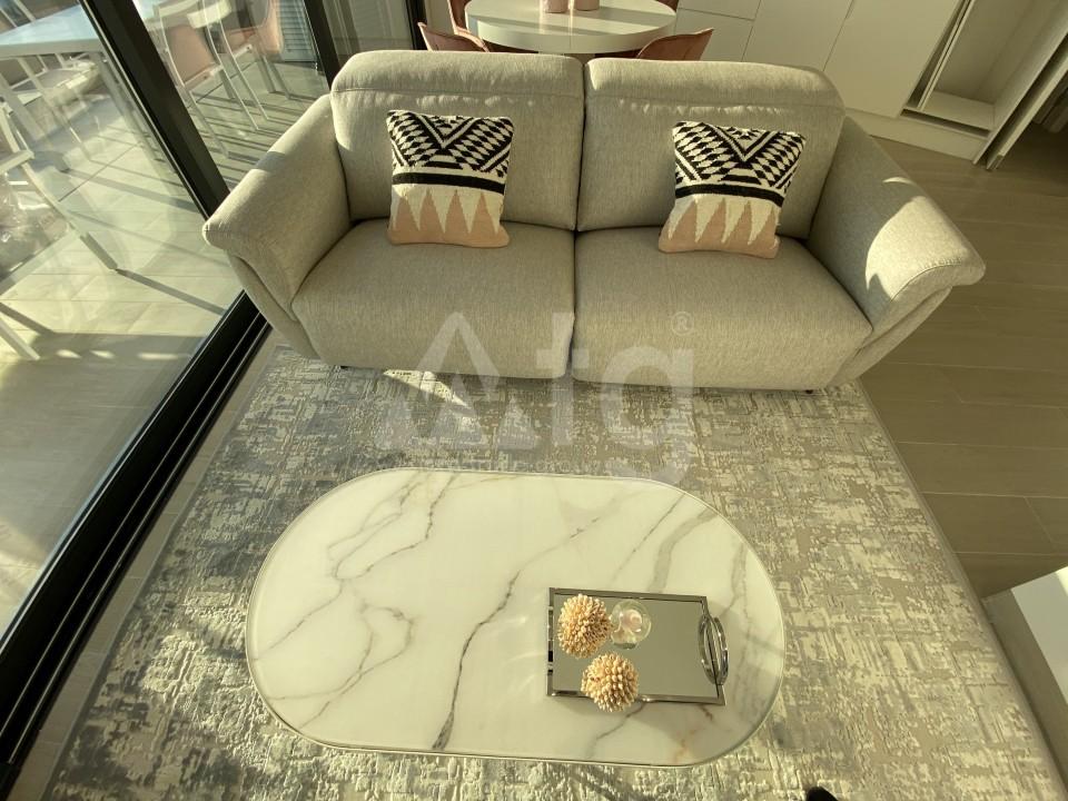 3 bedroom Apartment in Villajoyosa  - W5744 - 6
