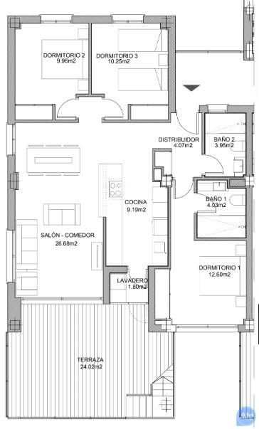 3 bedroom Apartment in Villamartin - VD7908 - 18