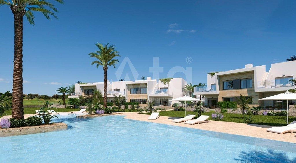 4 bedroom Apartment in Torrevieja - GDO8134 - 1