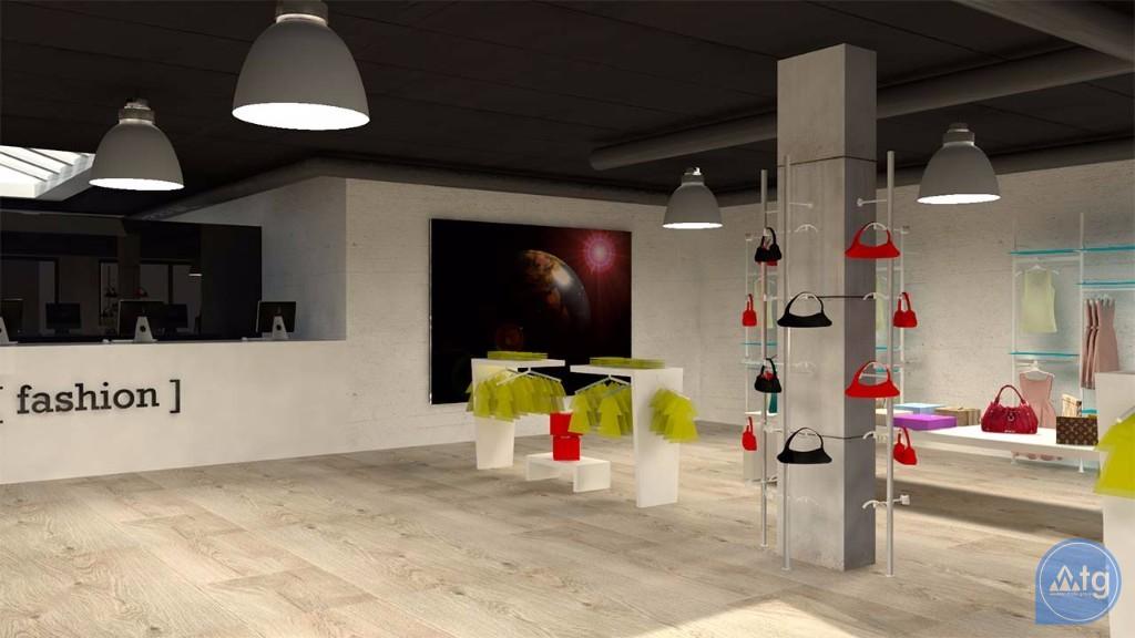 2 bedroom Bungalow in Torrevieja - GDO7738 - 2