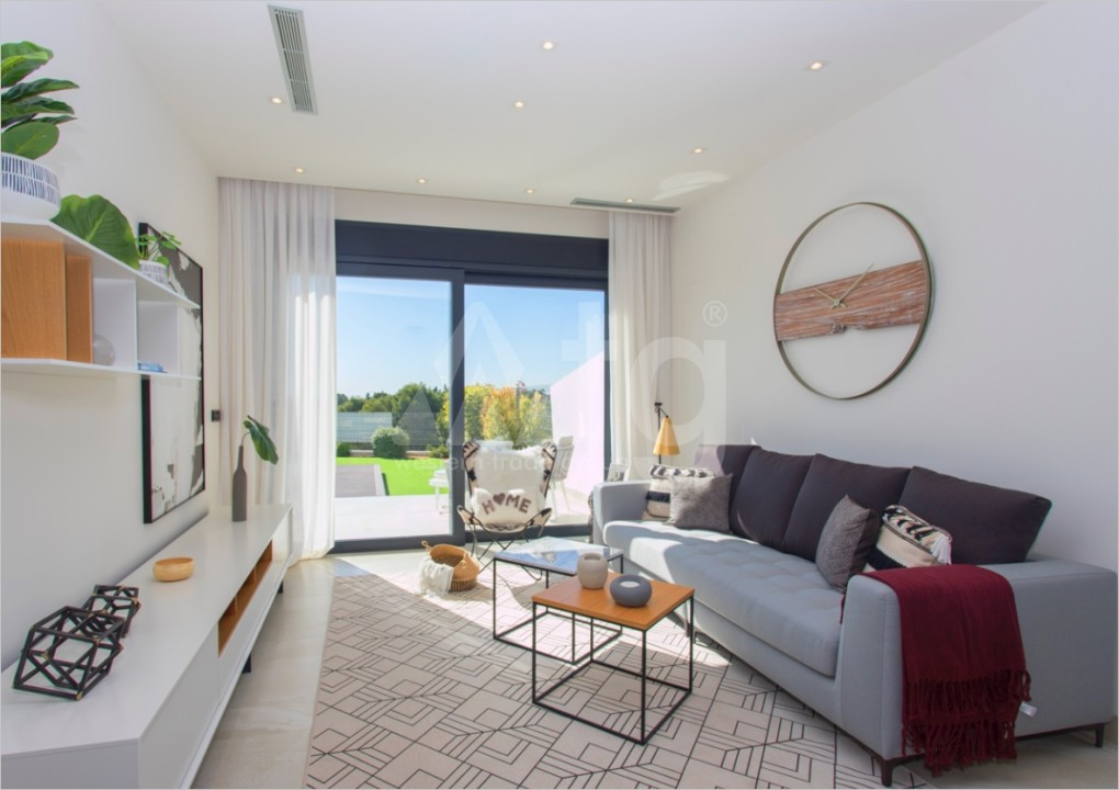 3 bedroom Duplex in Ciudad Quesada - ER7244 - 1
