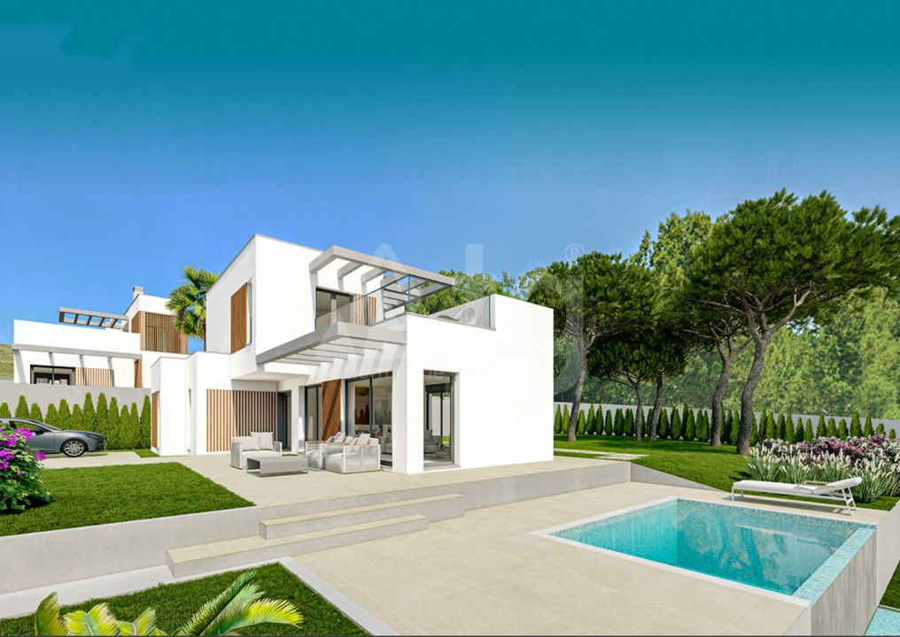 2 bedroom Villa in Balsicas  - US117315 - 1