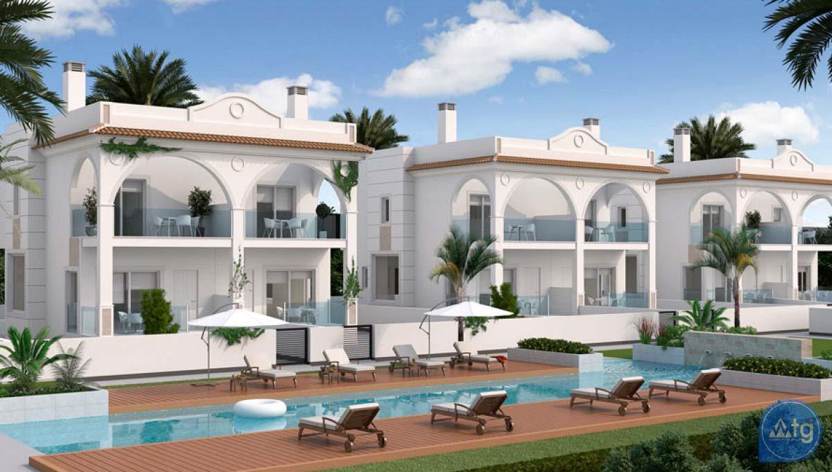 2 bedroom Villa in Ciudad Quesada  - ER8266 - 2