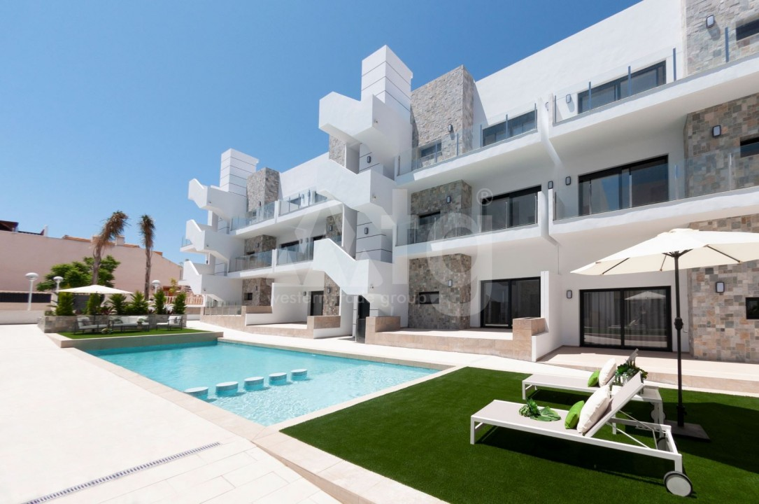 3 bedroom Villa in Los Montesinos - HE7378 - 1