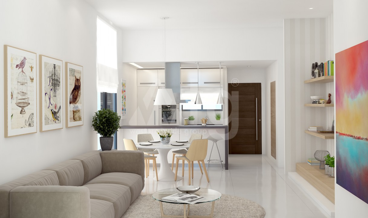 2 bedroom Villa in San Pedro del Pinatar - EF5951 - 2