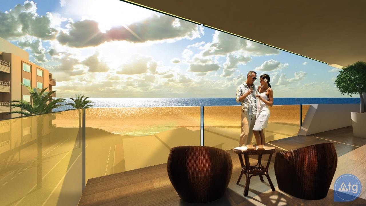 2 bedroom Penthouse in Torrevieja - AG8499 - 17