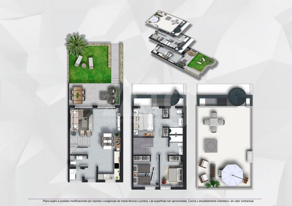 3 bedroom Townhouse in Elche  - GD1116604 - 32