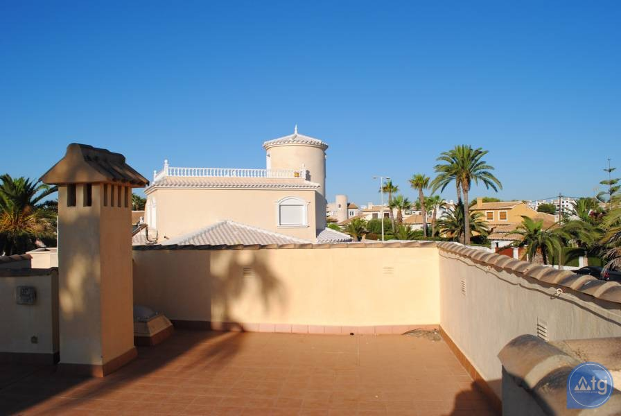 3 bedroom Townhouse in Villajoyosa - QUA8605 - 13
