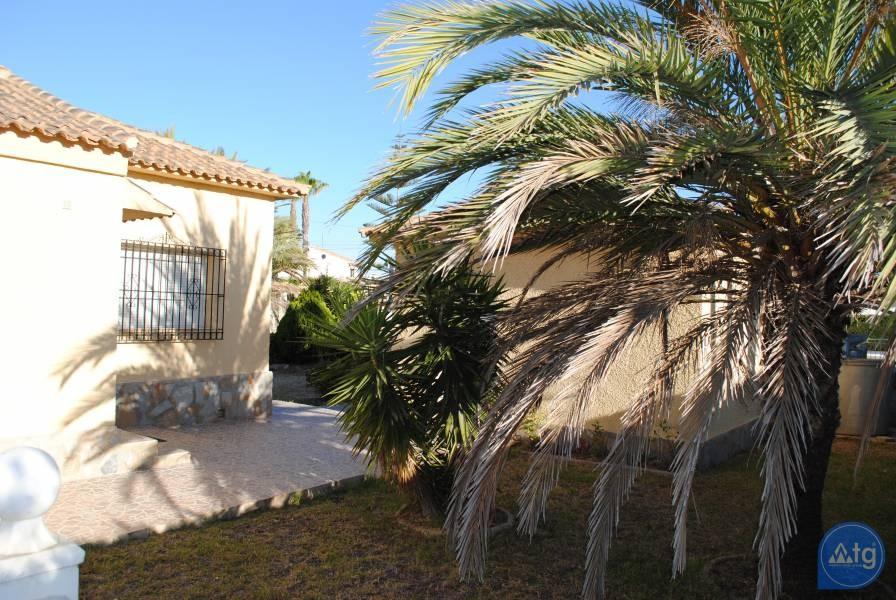 3 bedroom Townhouse in Villajoyosa - QUA8605 - 18