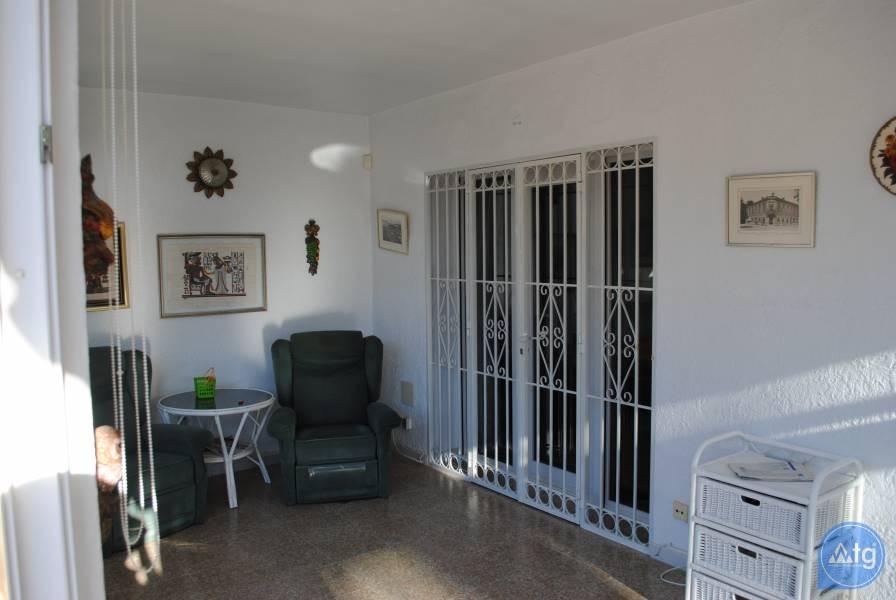 3 bedroom Townhouse in Villajoyosa - QUA8605 - 2