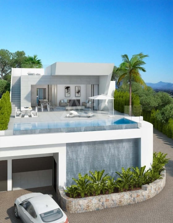 3 bedroom Villa in San Miguel de Salinas - SPR7779 - 2