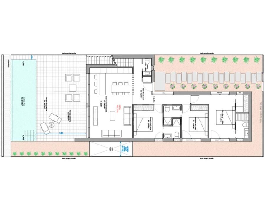 3 bedroom Villa in San Miguel de Salinas - SPR7779 - 5