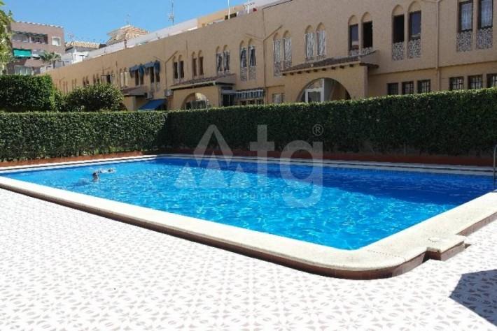 4 bedroom Villa in San Miguel de Salinas - AGI8519 - 2