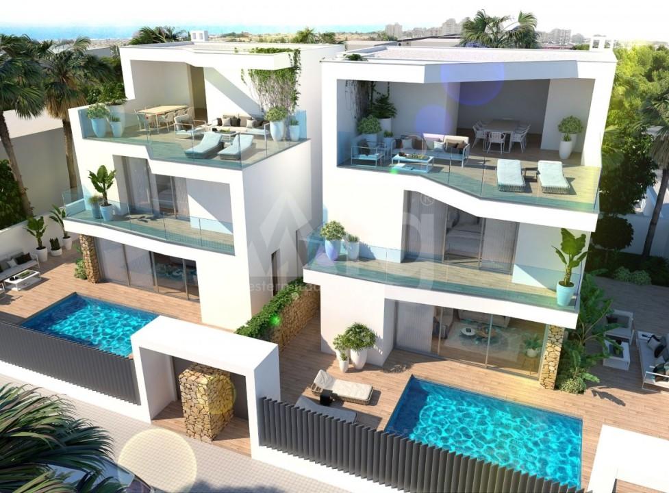 3 bedroom Villa in Benitachell  - VAP115286 - 2