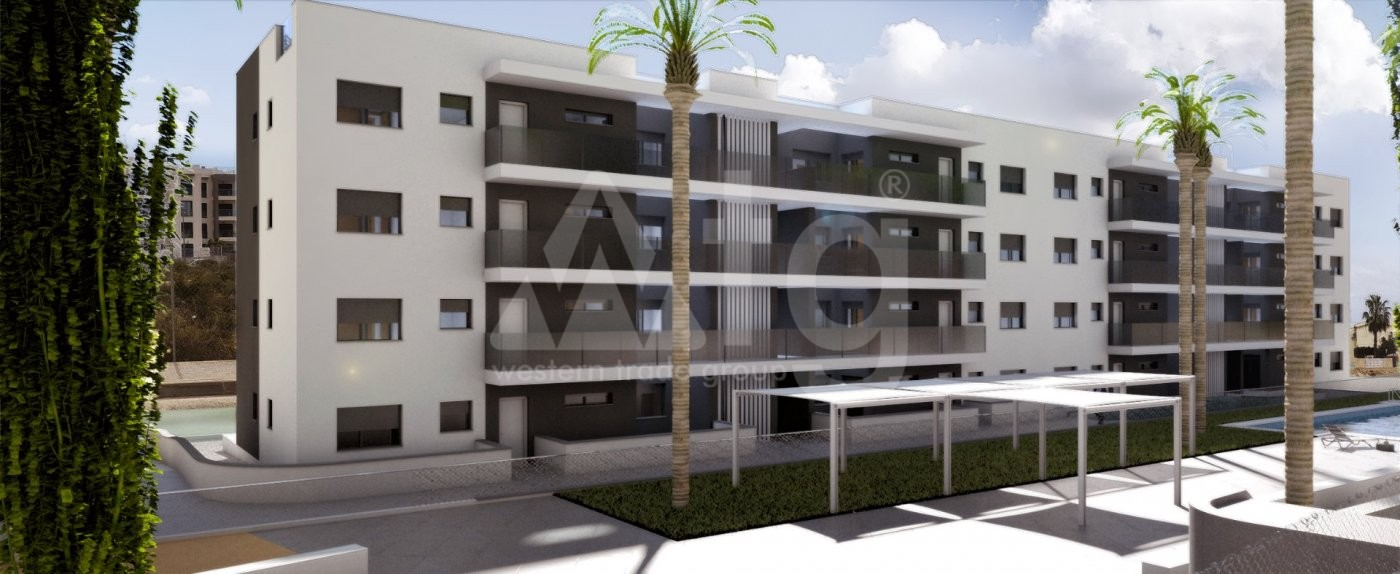 3 bedroom Apartment in Torrevieja  - MS115086 - 1