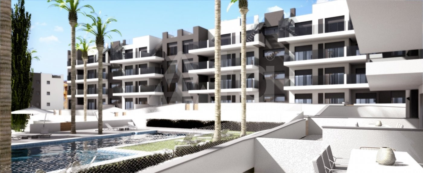 3 bedroom Apartment in Torrevieja  - MS115086 - 11
