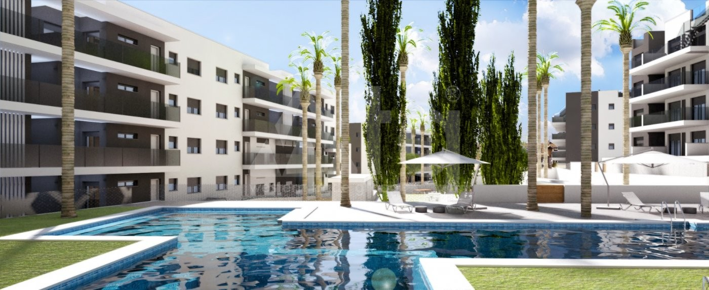3 bedroom Apartment in Torrevieja  - MS115086 - 2