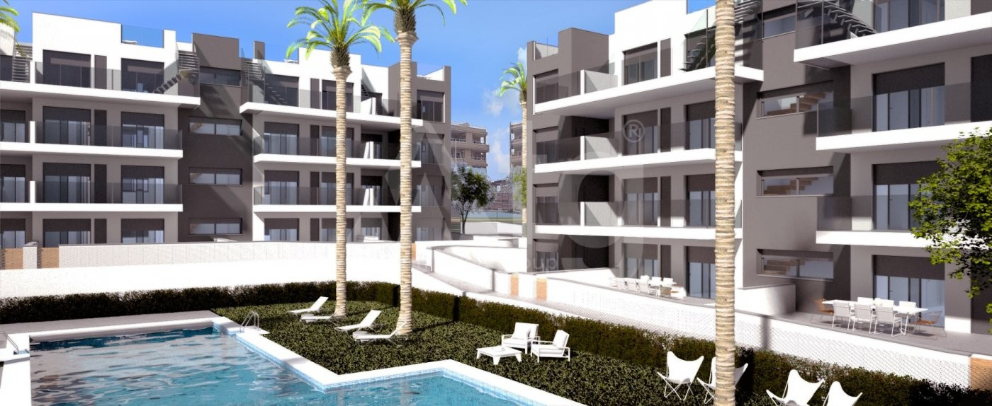 3 bedroom Apartment in Torrevieja  - MS115086 - 3