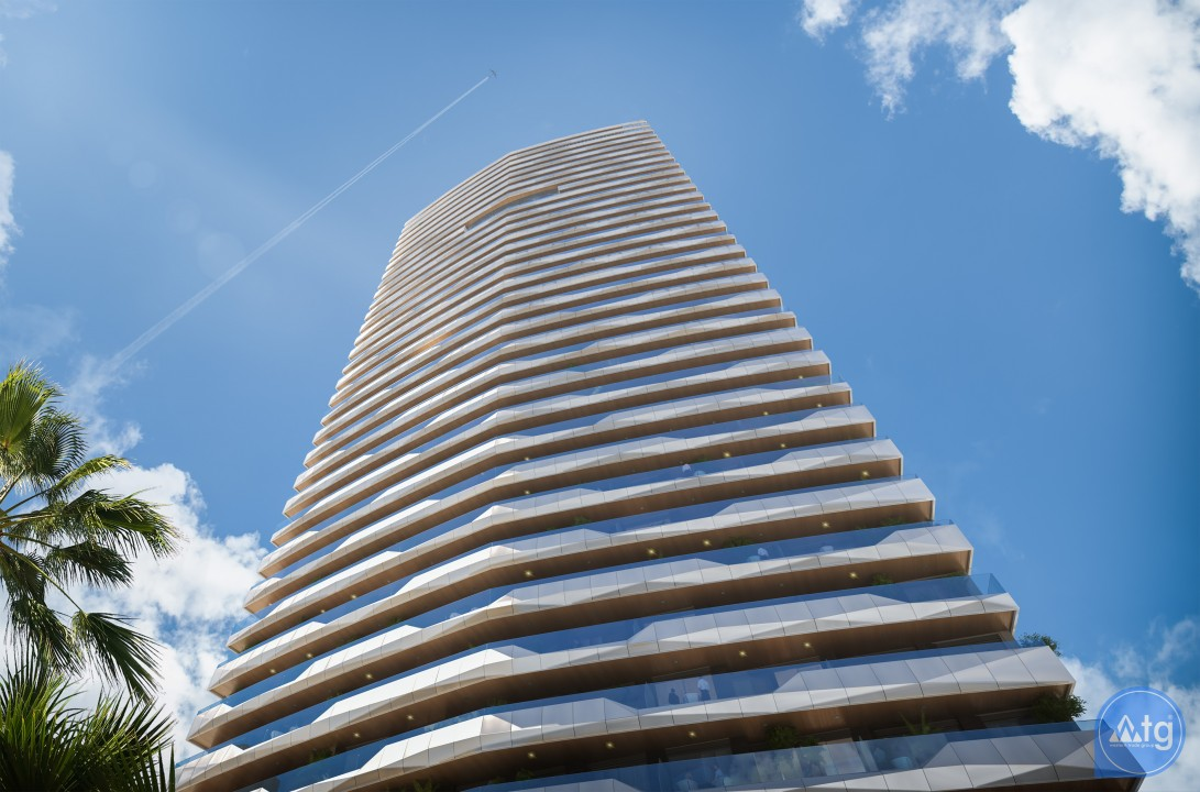 4 bedroom Apartment in Benidorm  - SOL118596 - 14
