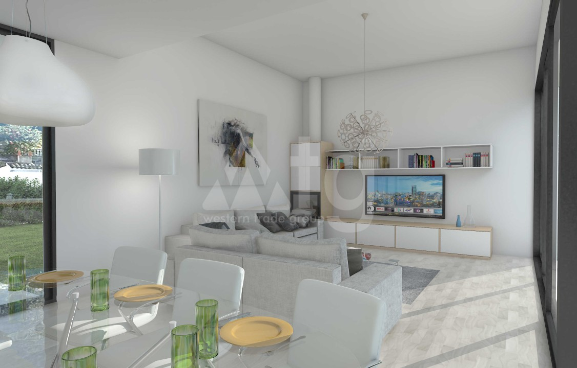 3 bedroom Apartment in Cumbre del Sol - VAP117177 - 6