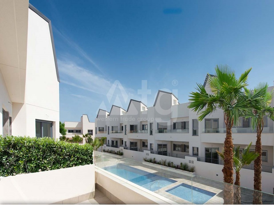 2 bedroom Apartment in Gran Alacant  - NR7229 - 1