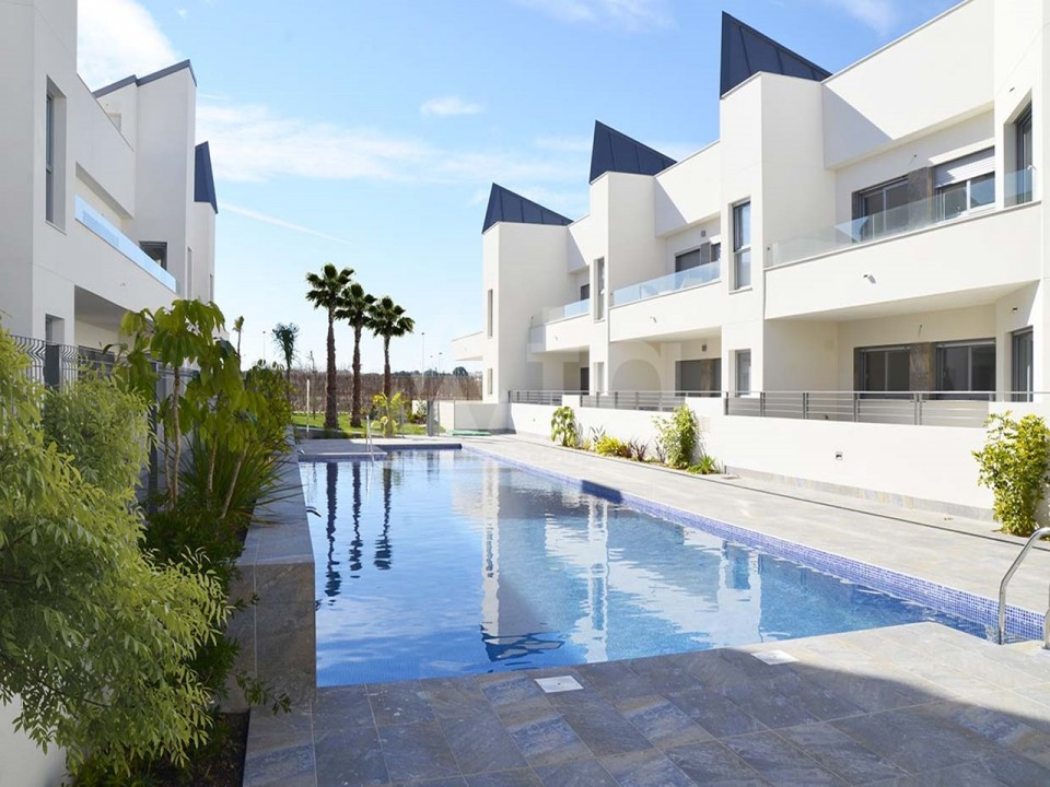 2 bedroom Apartment in Gran Alacant  - NR7229 - 7