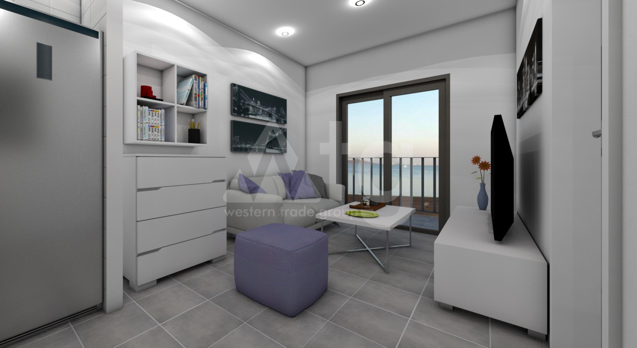 3 bedroom Apartment in Guardamar del Segura  - ER117489 - 1