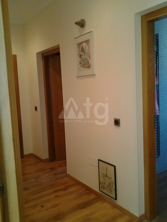 3 bedroom Duplex in Villajoyosa  - QUA8608 - 16