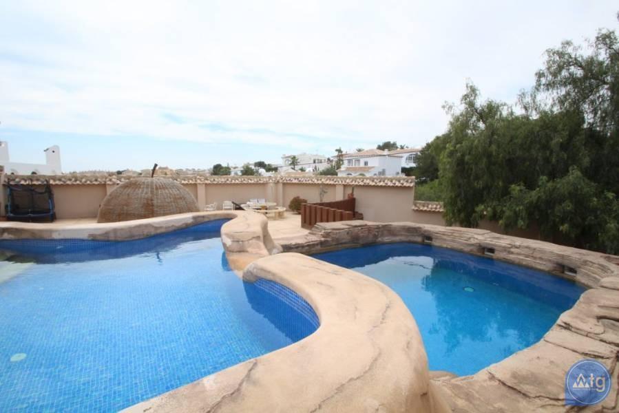 3 bedroom Duplex in Villajoyosa  - QUA8608 - 2