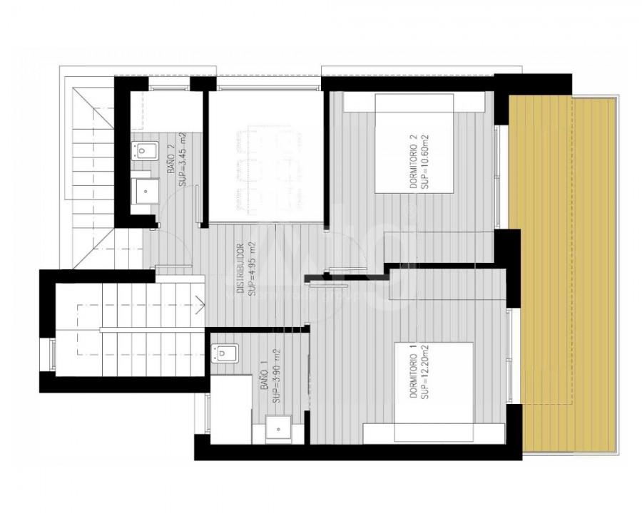 3 bedroom Duplex in Torrevieja - IR8058 - 7